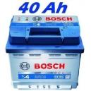 Autobaterie BOSCH S4 40 Ah (0 092 S40 180)