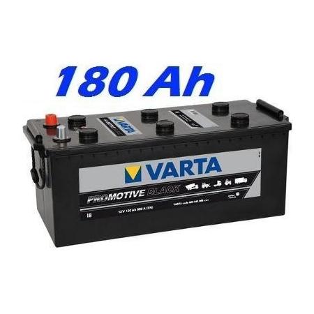 Autobaterie VARTA PROMOTIVE BLACK 180Ah (680033110) M7