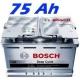 Trakční baterie BOSCH L5 DEEP CYCLE 75Ah (0092L50080)