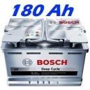 Trakční baterie BOSCH L5 DEEP CYCLE  180 (0092L50770)