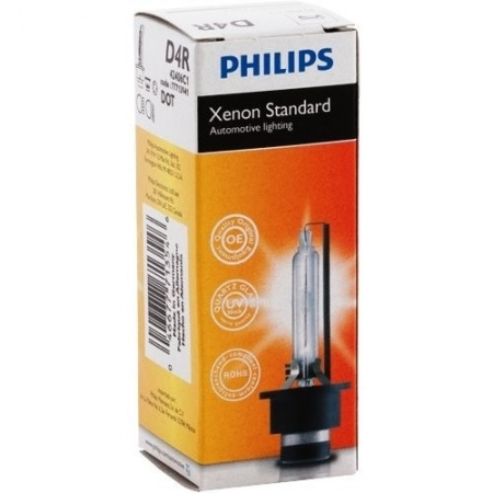 D4R Xenon výbojka (doutnavka) 35W, 85V, PHILIPS 42406