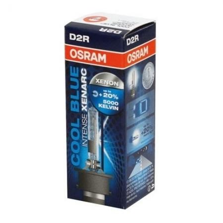 D2R Xenon výbojka OSRAM COOL BLUE 66250, 35W, 85V