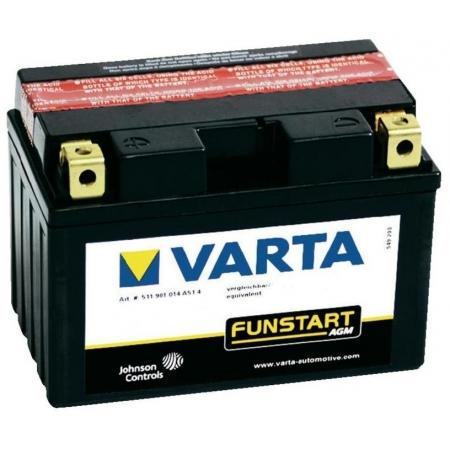 Motobaterie VARTA (508012) YTX9-BS, 12V, 8Ah