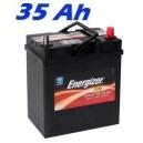 Autobaterie ENERGIZER PLUS (EP35J-TP) 35 Ah, 300 A (japonské póly)
