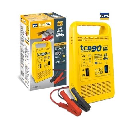 Nabíječka autobaterií 12V GYS TCB 90 AUTOMATIC (do 90Ah)