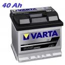 Autobaterie VARTA BLACK DYNAMIC 40Ah