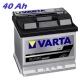 Autobaterie VARTA BLACK DYNAMIC 40Ah, 12V, A16 (540406034)