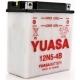 Motobaterie Yuasa 12N5-4B, 12V, 5Ah