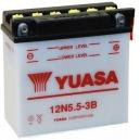 Motobaterie Yuasa 12N5.5-3B, 12V, 5.5Ah