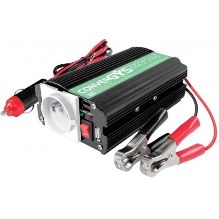 Měnič napětí z 12V na 230V, Inverter CONVERGYS 300W