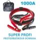 Startovací kabely 1000A GYS SUPER PROFI, 50mm, 5m, protizáblesková ochrana
