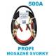 Startovací kabely GYS PROFI 500A, 25mm, 3m  (GYS564015)