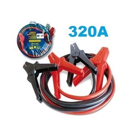 Startovací kabely 320A, GYS, 16mm, 3m (GYS056329)
