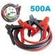 Startovací kabely 500A, GYS, 25mm, 3.5m (GYS056336)