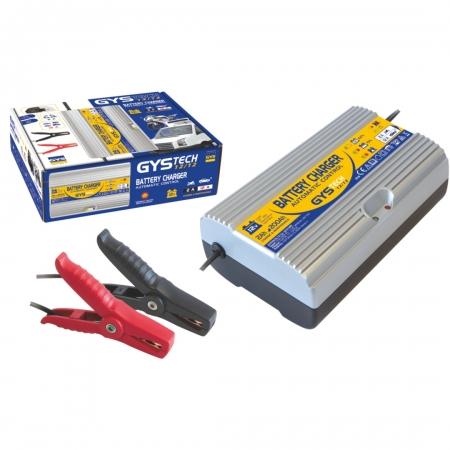 Nabíječka autobaterií GYS GYSTECH 12/12 (12V) do 250Ah (024984)