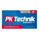 Autobaterie PK Technik Comfort Line 12V 55Ah  EN 450A LEVÁ