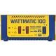 Automatická nabíječka autobaterií GYS WATTMATIC 100  (6V, 12V), (15-100Ah) (024823)