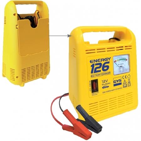 Nabíječka 12V GYS Energy 126 (do 60Ah)