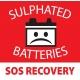 Nabíječka trakčních baterií a autobaterií GYS BATIUM 25/24 (6V,12V,24V) do 350 Ah + SOS Recovery