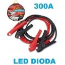 Startovací kabely GYS LED 300A, 16mm, 3m (GYS056374)