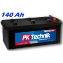 Autobaterie PK Technik Comfort Line Truck 12V 140Ah  EN 820A