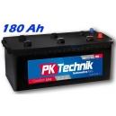 Autobaterie PK Technik Comfort Line Truck 180Ah, 12V, 1050 A