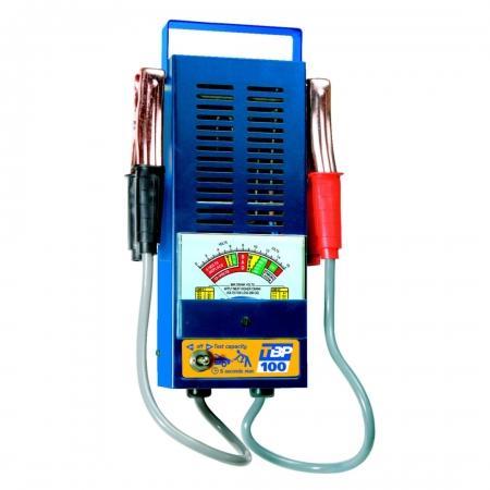 Zátěžový tester akumulátorů GYS TBP 100  (6V, 12V, do 100Ah)