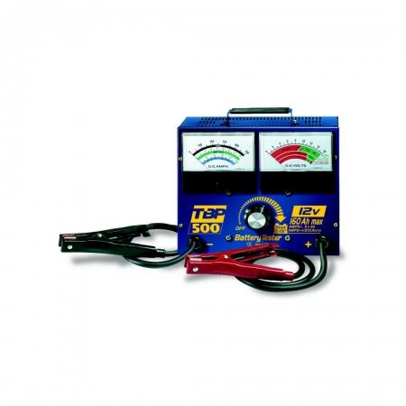 Zátěžový tester akumulátorů GYS TBP 500  (12V, 10-160Ah)