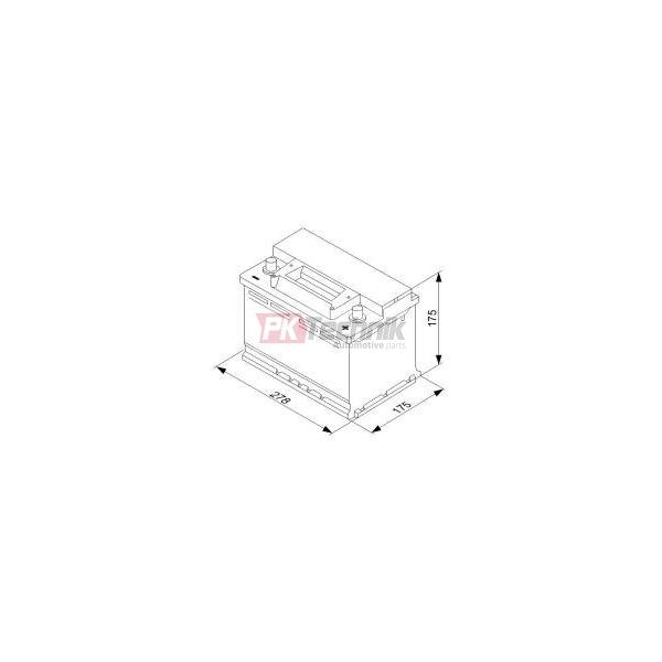 autobaterie varta silver dynamic 74ah 12v e38 574402075. Black Bedroom Furniture Sets. Home Design Ideas