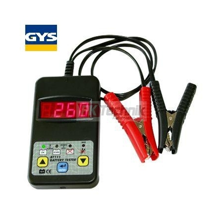 Tester akumulátorů GYS BT111 DHC (12V, 20-150Ah)