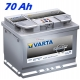Autobaterie VARTA START-STOP 70Ah, 12V, E45 (570500065)