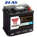 Autobaterie YUASA Professional 84Ah, 480A