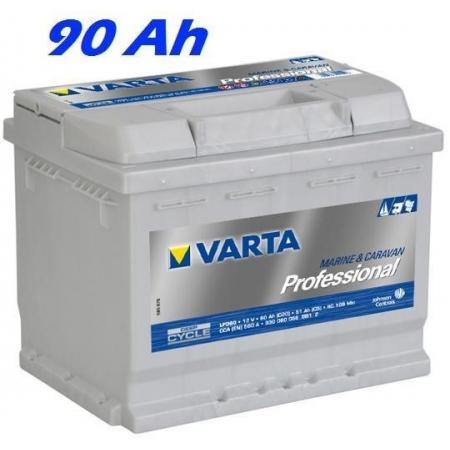 Trakční baterie VARTA PROFESSIONAL DUAL PURPOSE 90 Ah (930090080)