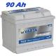 Trakční baterie VARTA PROFESSIONAL DEEP CYCLE 90 Ah (930 090 080)
