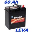 Autobaterie Energizer PLUS (EP60J) 60Ah, 510A LEVÁ (japonské póly)