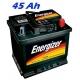 Autobaterie ENERGIZER (E-L1 400) 45 Ah, 400 A