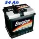 Autobaterie ENERGIZER PREMIUM (EM54-L1) 54 Ah, 530 A